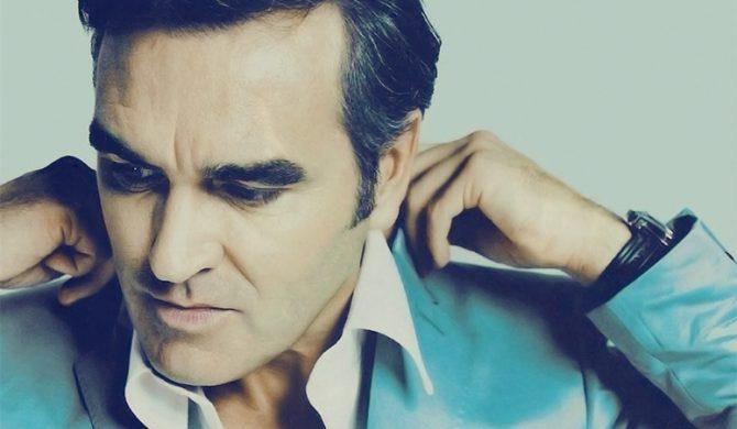 Morrissey: nowy album napisany