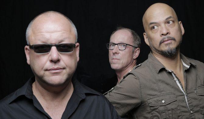 Pixies na halowym koncercie w Polsce