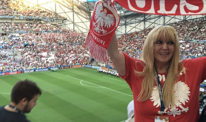 """Ostre słowa Maryli Rodowicz po meczu z Portugalią. """"Mam dużo żalu do naszych piłkarzy"""""""