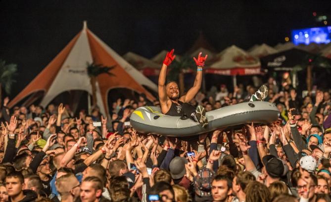 Polish Hip-Hop TV Festival z nową zagraniczną gwiazdą