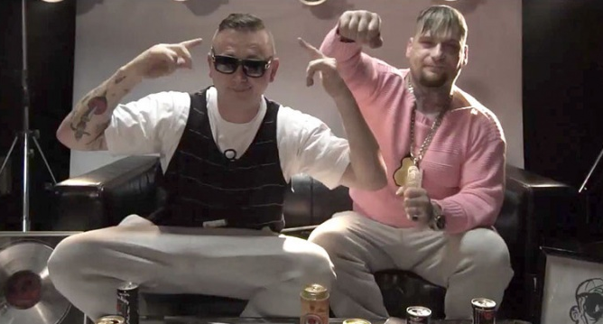 "Gang Albanii – ""Kapitan Kox"" – nowy klip"