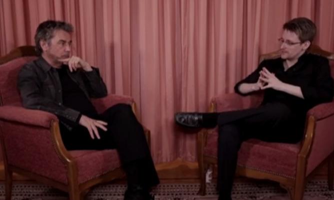 Edward Snowden – denuncjator największej afery inwigilacyjnej ostatnich lat – gościem na nowej płycie Jarre'a