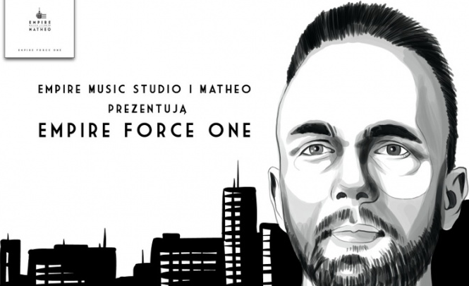 "Empire Music Studio x Matheo – ""Empire Force One"""