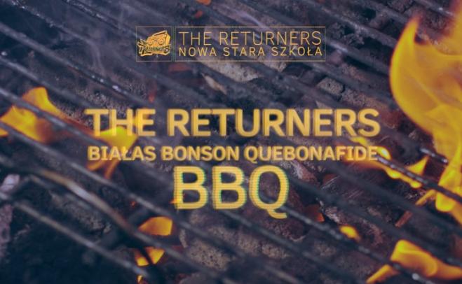"The Returners – ""BBQ"" ft. Białas, Bonson, Quebonafide – nowy kawałek"