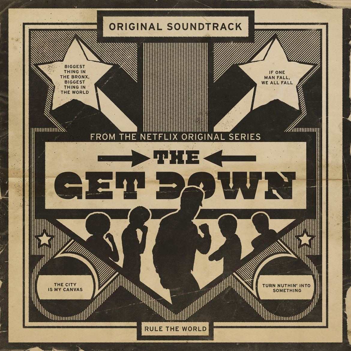 "VA – ""The Get Down"""