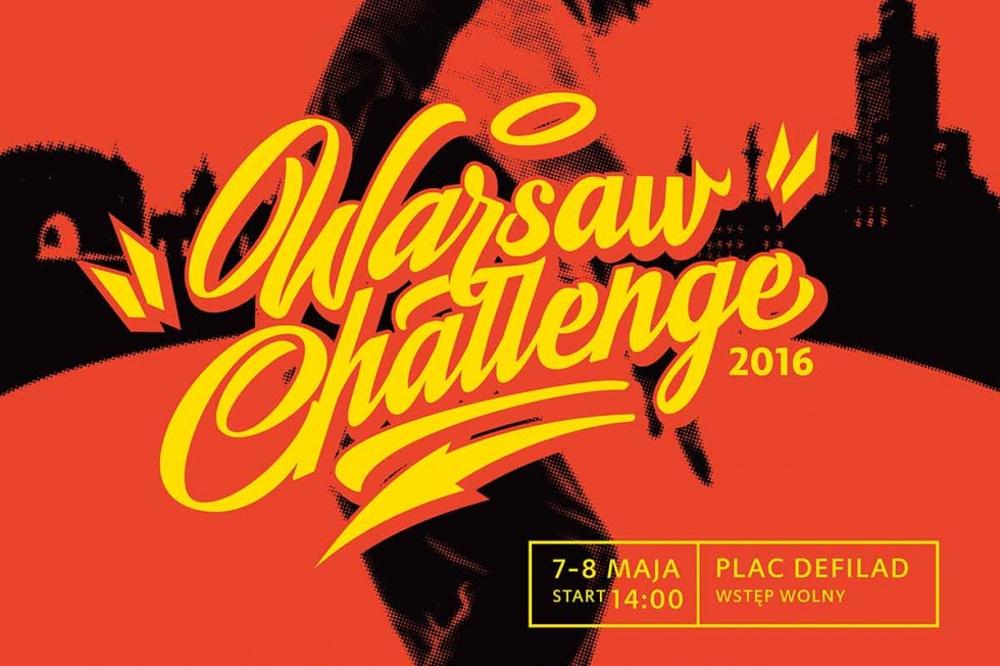 Strefa hip-hopowych atrakcji na Warsaw Challenge 2016