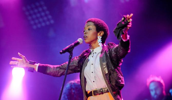 Lauryn Hill oskarżona o kradzież muzyki