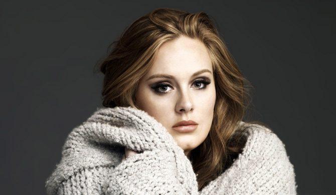 Adele pochwaliła się umiejętnościami rapowymi