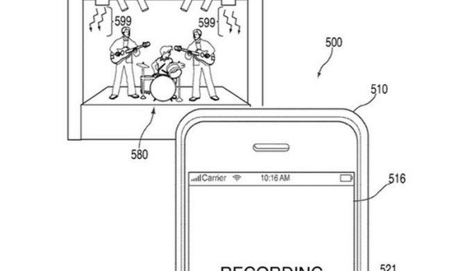 Koniec robienia zdjęć na koncertach? Apple ma patent na blokowanie telefonów