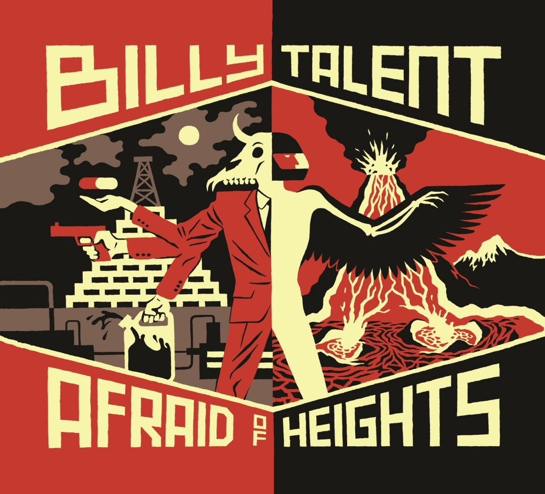 """Billy Talent – """"Afraid Of Heights"""""""