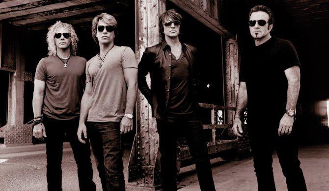 Bon Jovi zapowiedzieli nową płytę. Pierwszy klip już w sieci