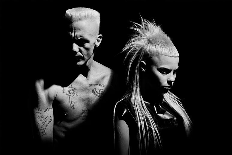 """Die Antwoord wkurzeni na reżysera """"Legionu samobójców"""""""