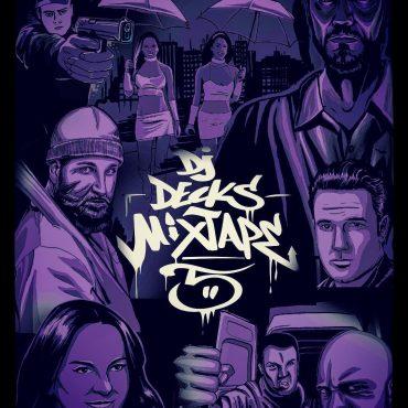 """DJ Decks – """"Mixtape 5"""""""
