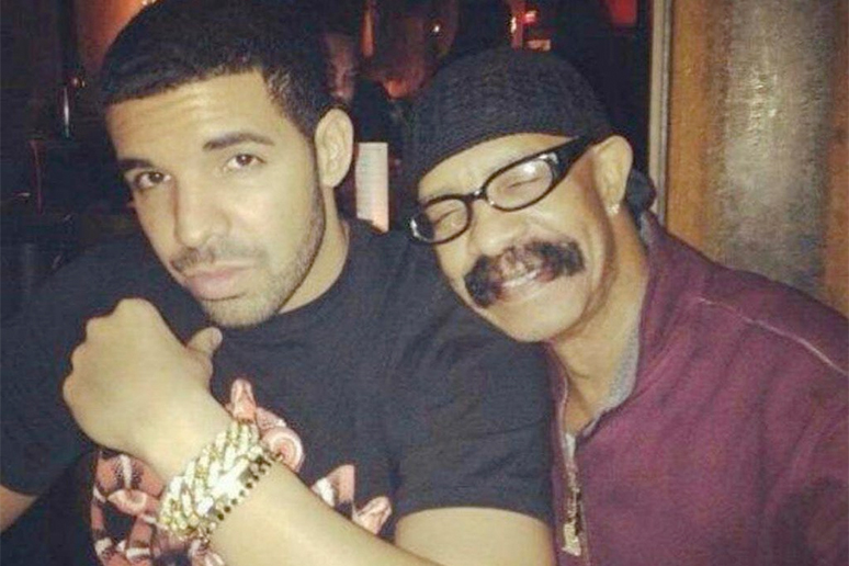 Ojciec Drake'a idzie w ślady syna. Wyda album