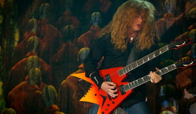 Dave Mustaine i jego konflikty ze światem. Wszystko w jednym wideo