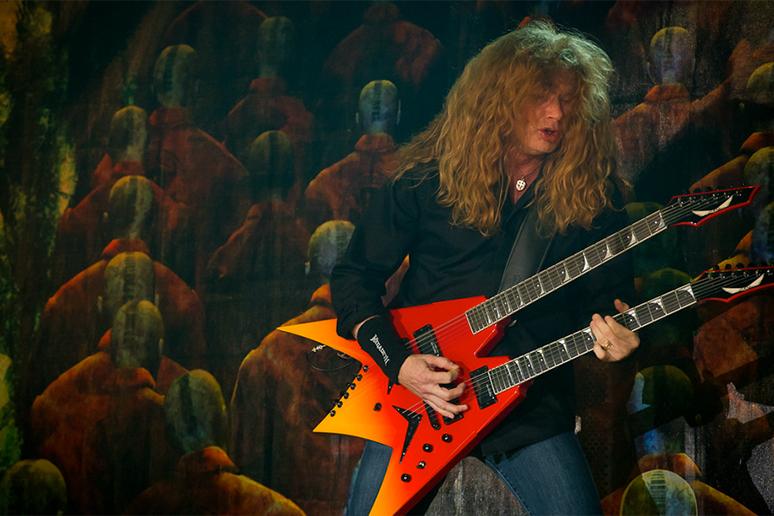 Megadeth pokazali nowy klip (wideo)