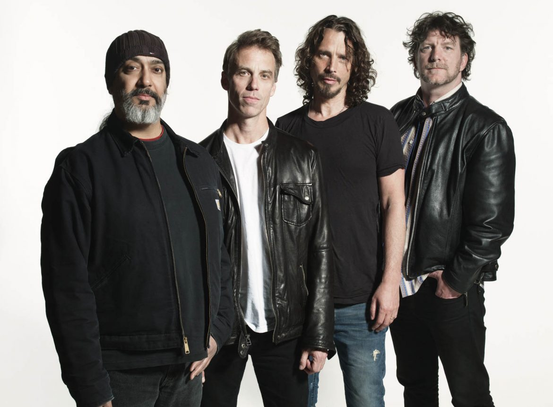 Soundgarden mają swój statek badawczy