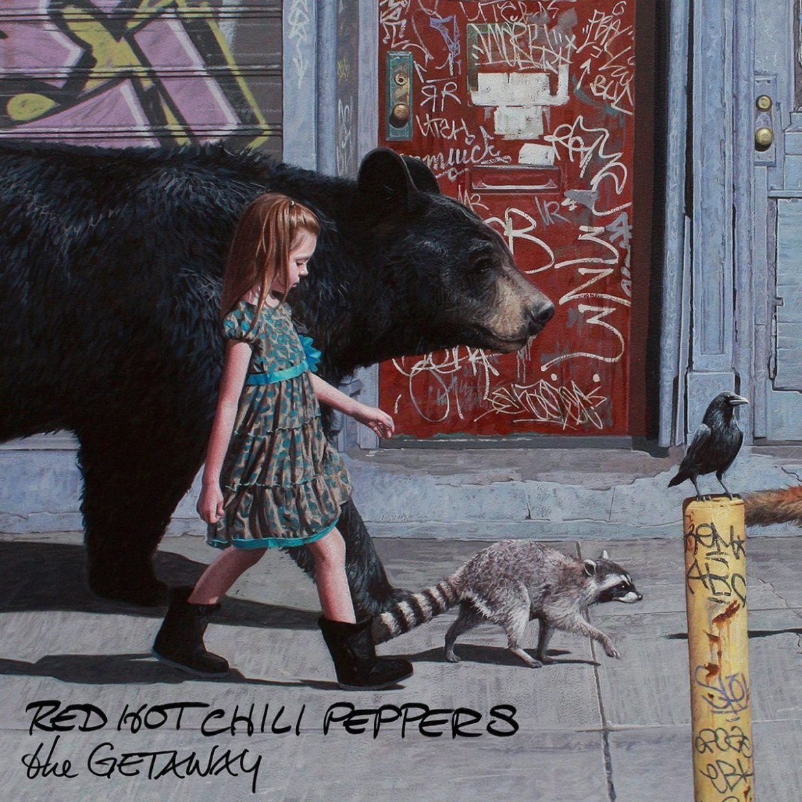 """Red Hot Chili Peppers – """"The Getaway"""""""