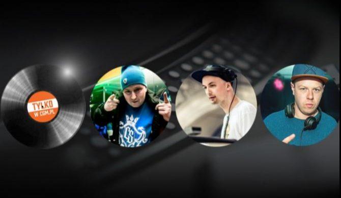 DJ Grubaz, DJ Falcon1, DJ Kebs i ich analogowe propozycje.