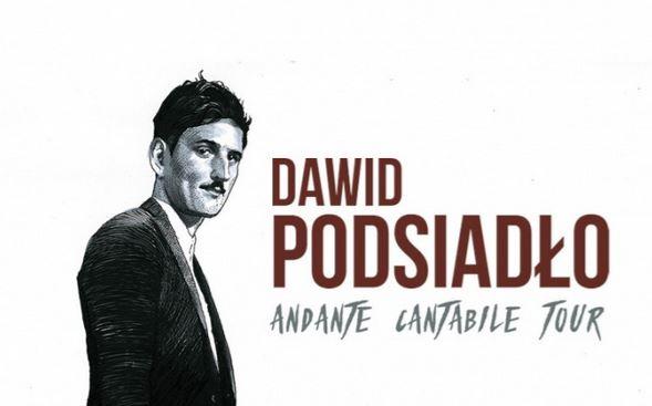 Dawid Podsiadło ogłasza jesienną trasę i promuje ją specyficznym spotem