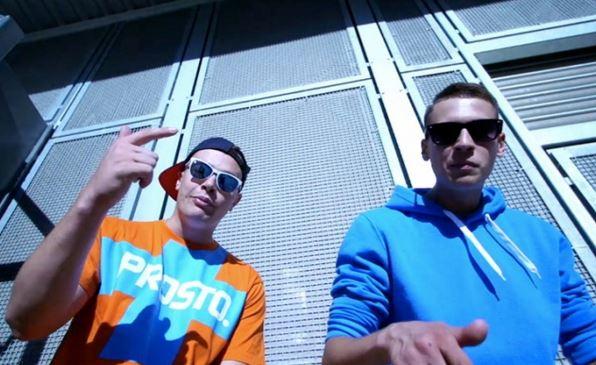 """Małach/Rufuz – """"Ambara$"""" ft. DJ Grubaz – nowy klip"""