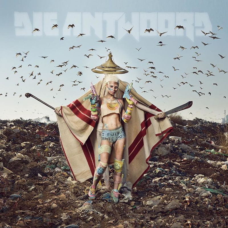 "Die Antwoord – ""Mount Ninji and da Nice Time Kid"""