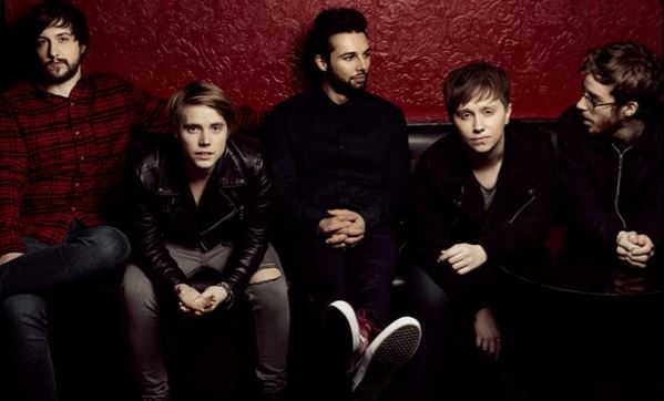 Nothing But Thieves na koncercie klubowym