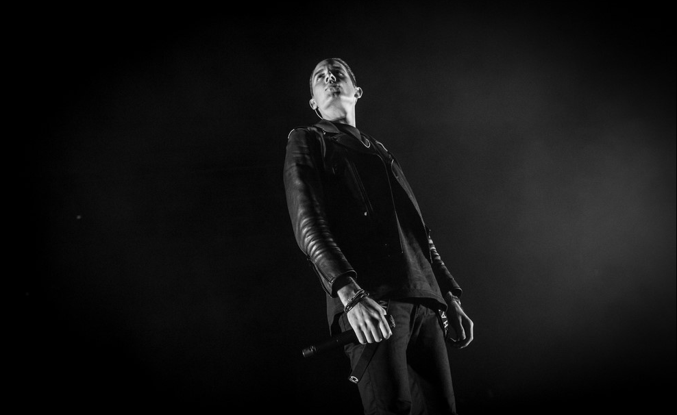 G-Eazy – prosto z koncertu w Warszawie na galę MTV VMA