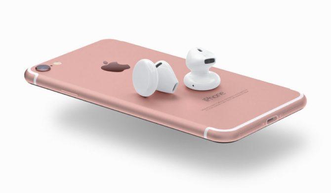 Apple rezygnuje z gniazda słuchawkowego w nowym iPhonie