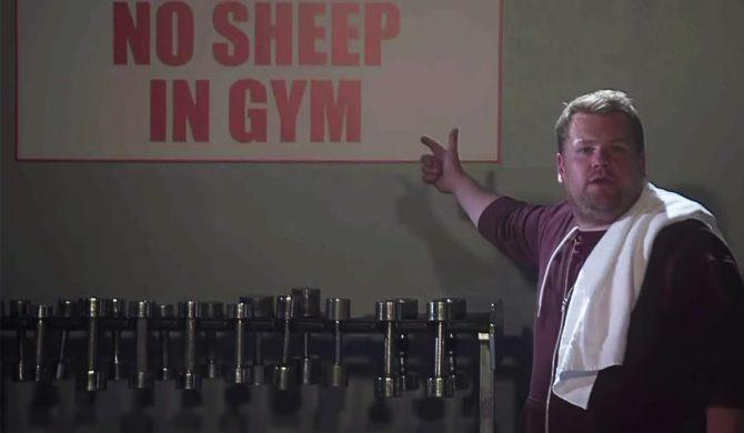 "James Corden nagrał parodię klipu ""Fade"" Kanye Westa"