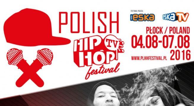 Znamy szczegółową rozpiskę godzinową Polish Hip-Hop TV Festivalu