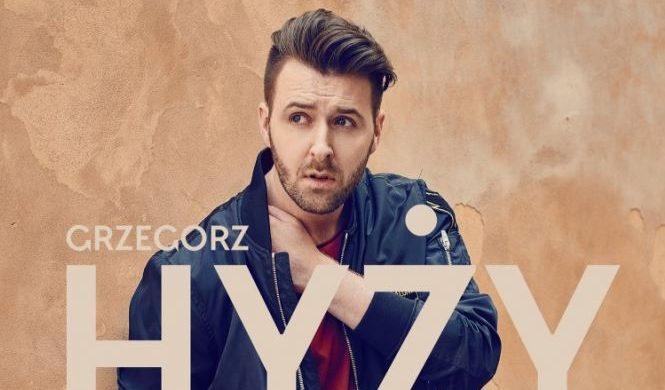 Grzegorz Hyży zaprezentował nowy utwór