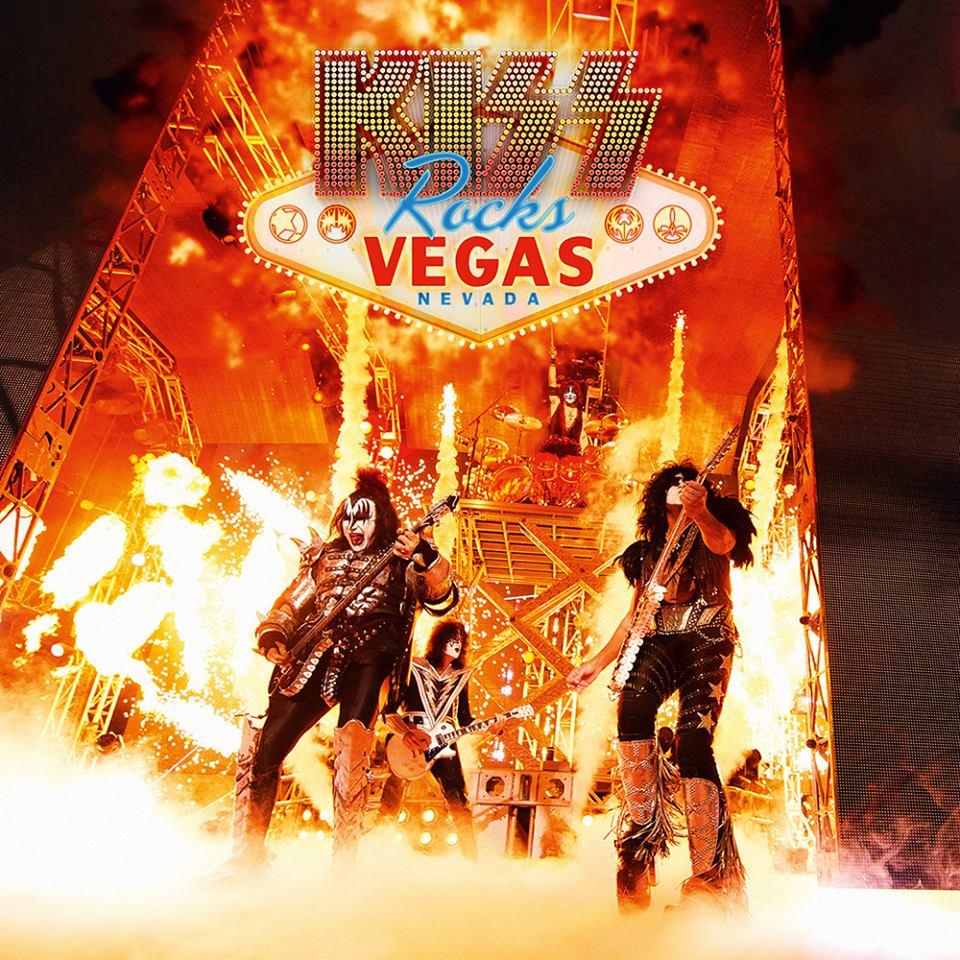 """Kiss – """"Kiss Rocks Vegas"""""""