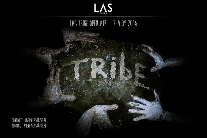 Druga edycja Las Tribe już w ten weekend