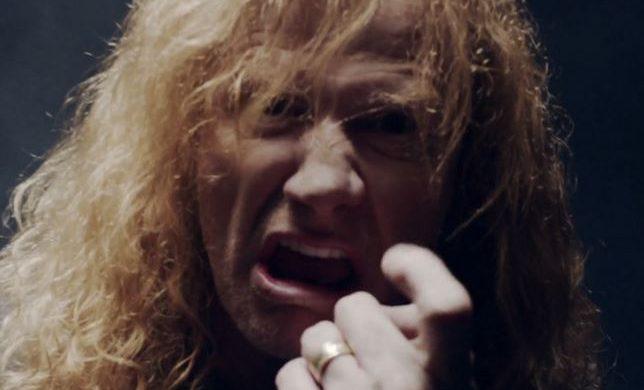 Megadeth przerywa trasę, ale publikuje nowy klip