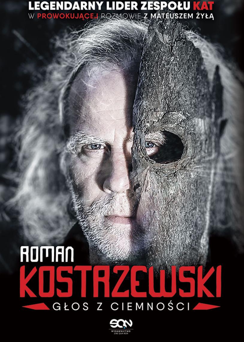 Autobiografia Romana Kostrzewskiego już w sklepach