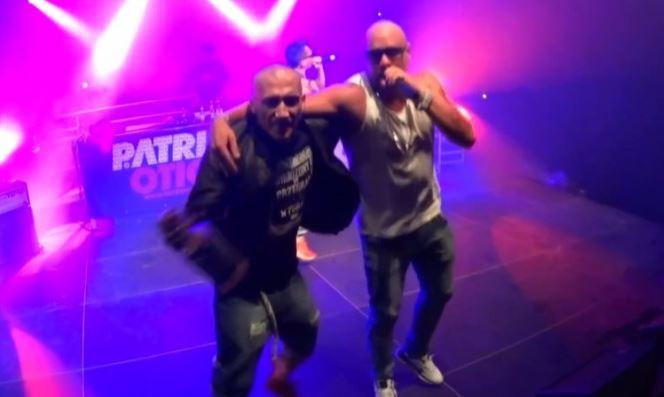Sobota dołączył do TDF-a na scenie (wideo)