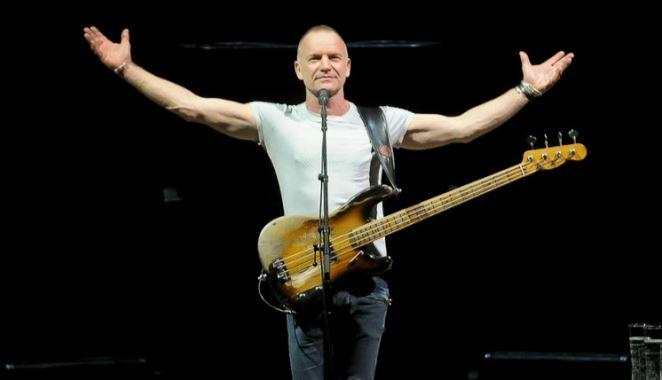 """""""Gwiazdy rocka nie umierają, one tylko odchodzą"""" – Sting zainspirowany Bowiem i Prince'em"""