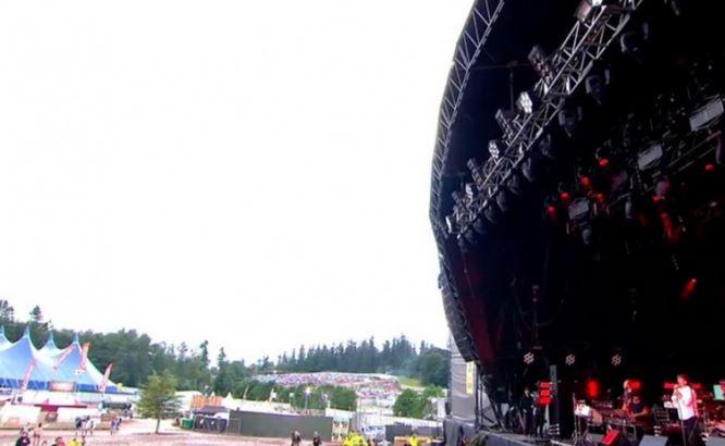 Szkoci nie oszaleli na punkcie LCD Soundsystem. Koncert na T in the Park oglądała garstka widzów