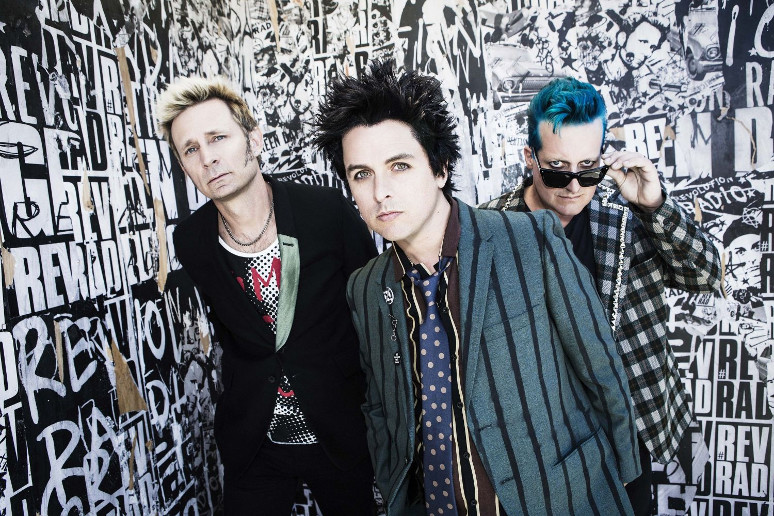 "Green Day promują ""Revolution Radio"" (wideo)"