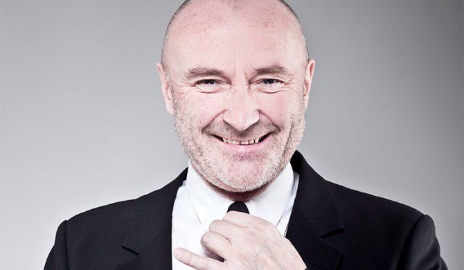 Phil Collins wyruszy w trasę po Europie. Pierwszy raz od 10 lat