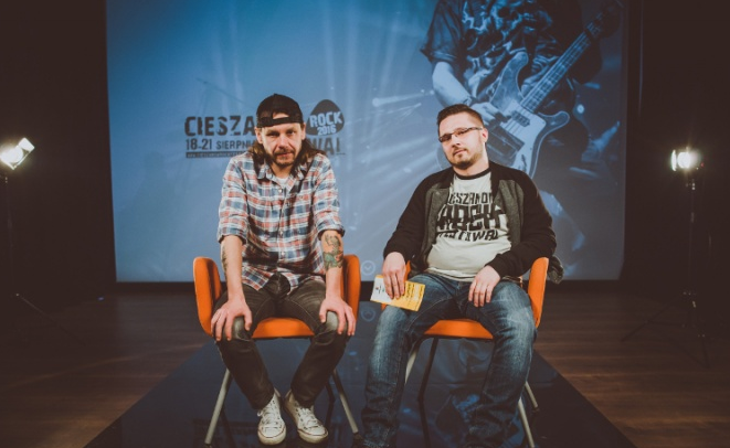 EVENT Program – Artur Tylmanowski, Organizator Cieszanów Rock Festiwal