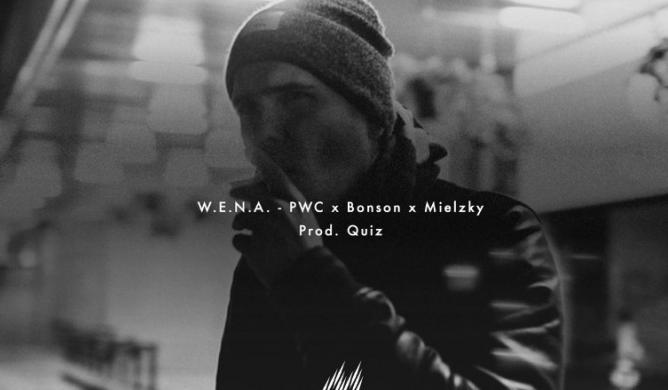 "W.E.N.A. x Quiz – ""PWC"" ft. Bonson, Mielzky (audio)"