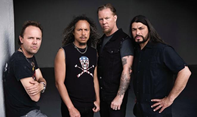 """Metallica kończy prace nad nową płytą. Lars Ulrich: """"Będzie gotowa latem"""""""
