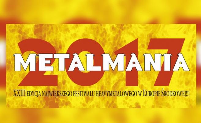 Poznaliśmy headlinera Metalmanii