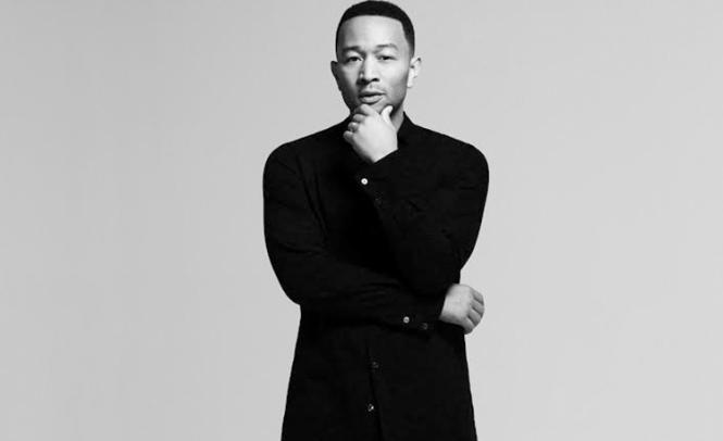 John Legend dziękuje Kanye Westowi i Will.I.Am'owi