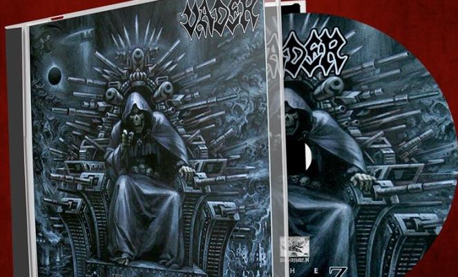 Szczegóły nowego albumu Vader