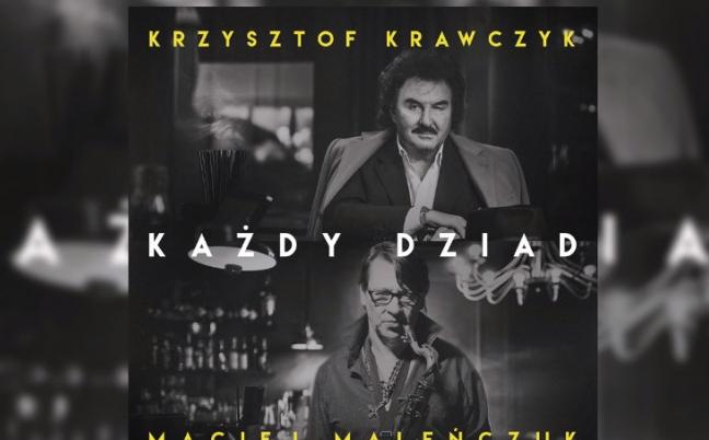 """""""Każdy dziad"""", czyli Krzysztof Krawczyk w duecie z Maciejem Maleńczukiem"""