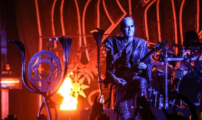 """Nergal: """"Nie jestem niewolnikiem fanów zespołu Behemoth"""""""