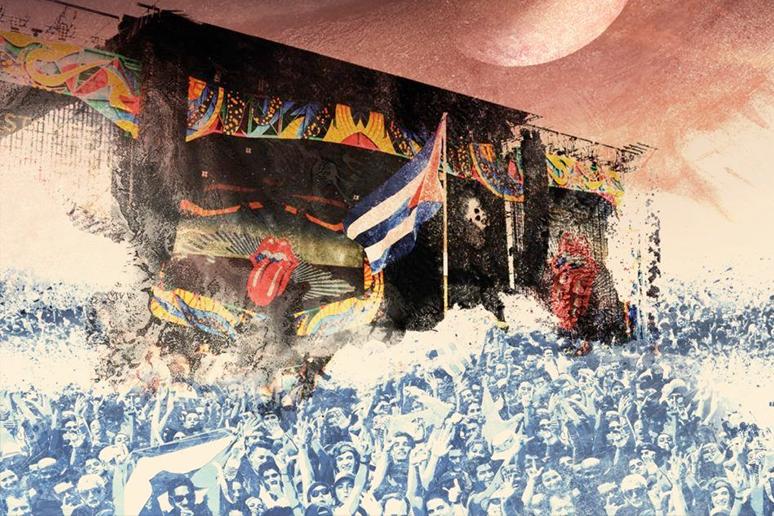 Jedyny w historii koncert The Rolling Stones na Kubie doczeka się osobnego wydawnictwa